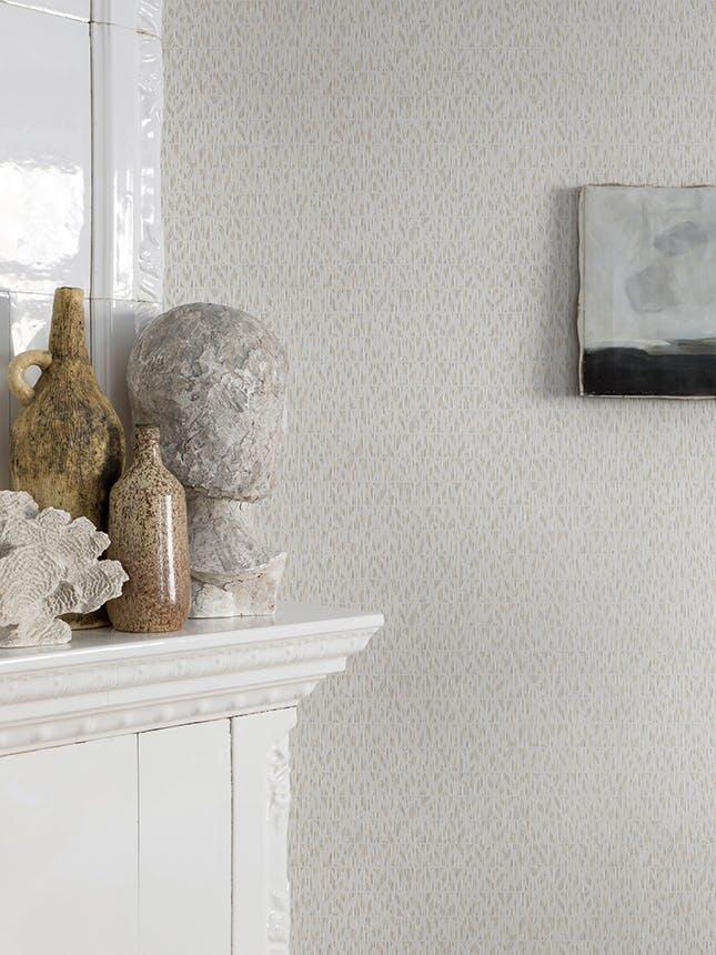 Lyse grå nuancer til væggen