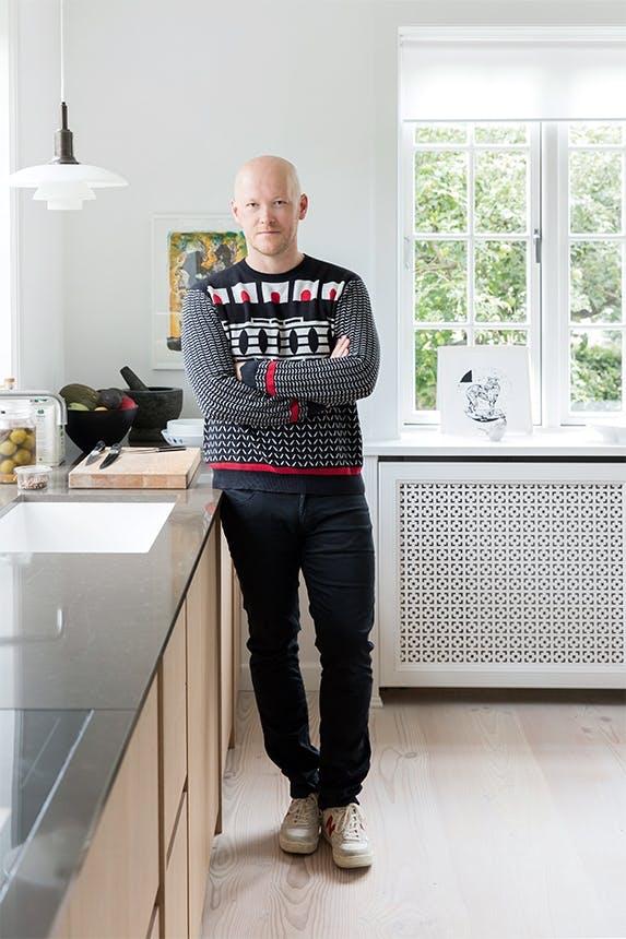 mielcke i hans køkken
