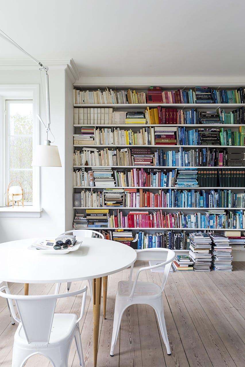 murermestervilla ombygning tilbygning danske boligarkitekter reol