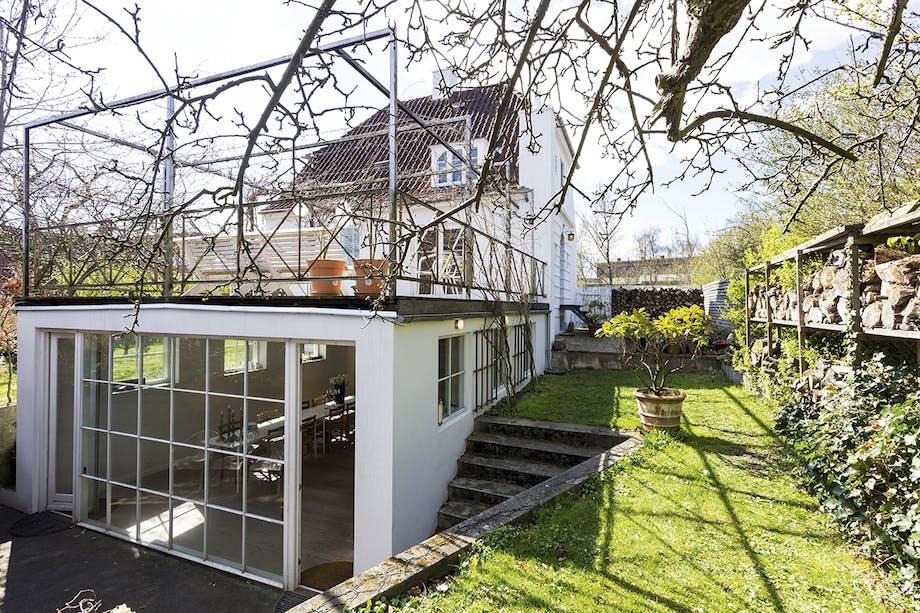 murermestervilla ombygning tilbygning danske boligarkitekter tilbygning