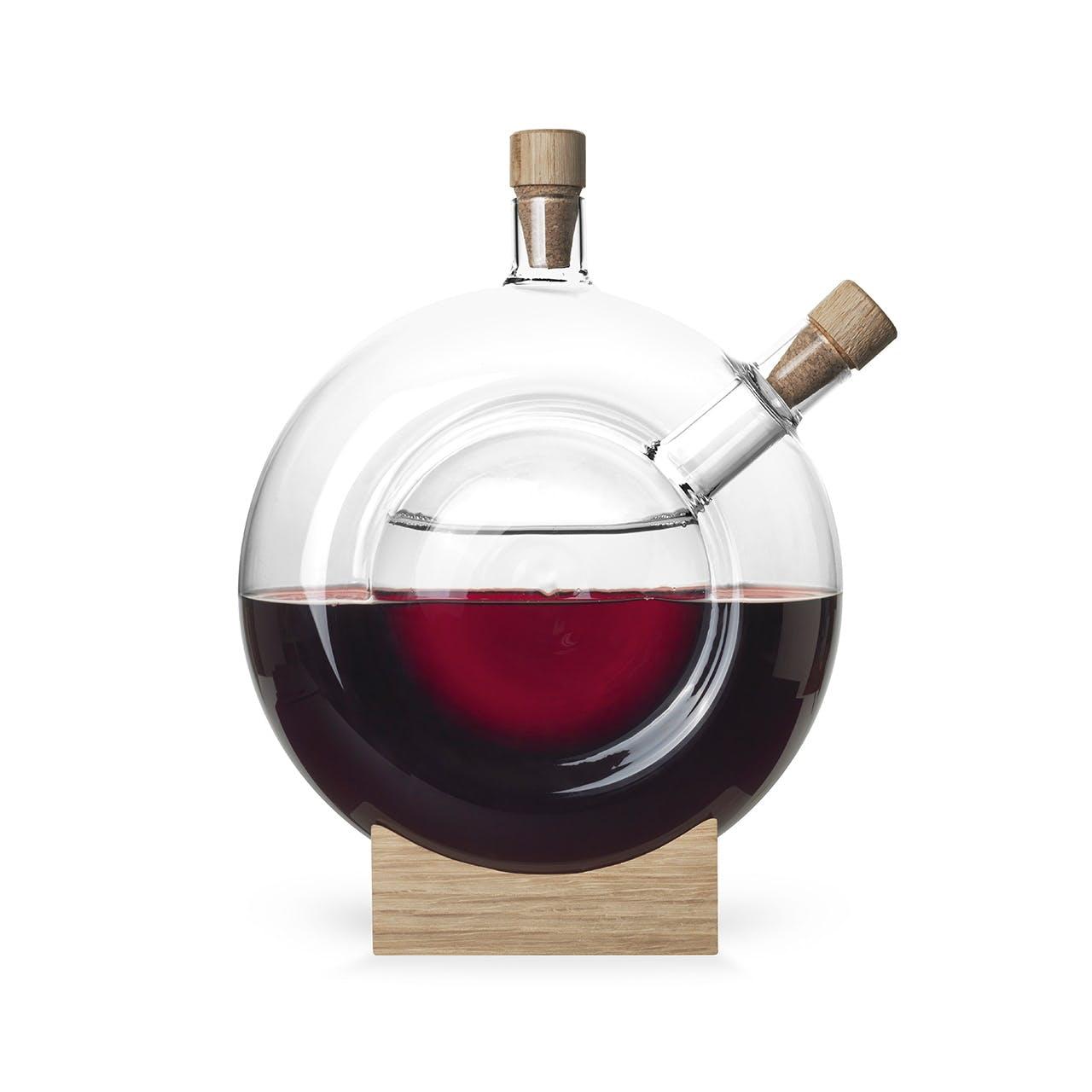 vin karaffel eva harlou julebord