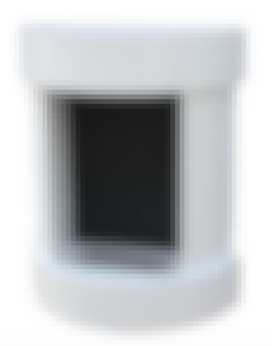 gulvbiopejs i hvid