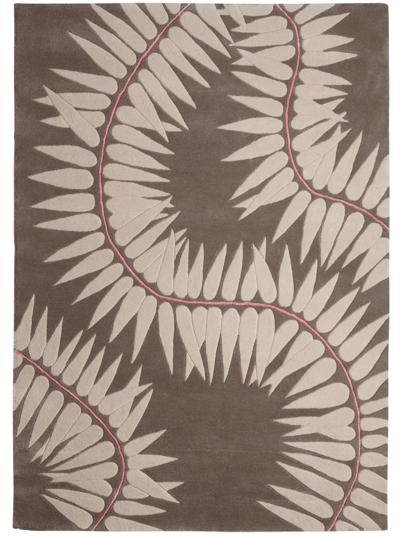 Naturens print på gulvtæppet