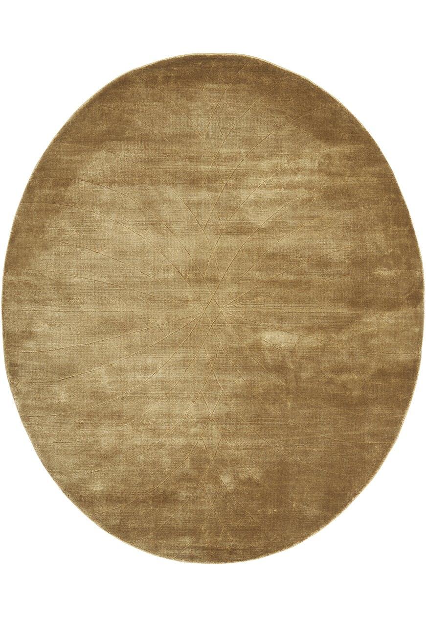 Diskret mønstret tæppe