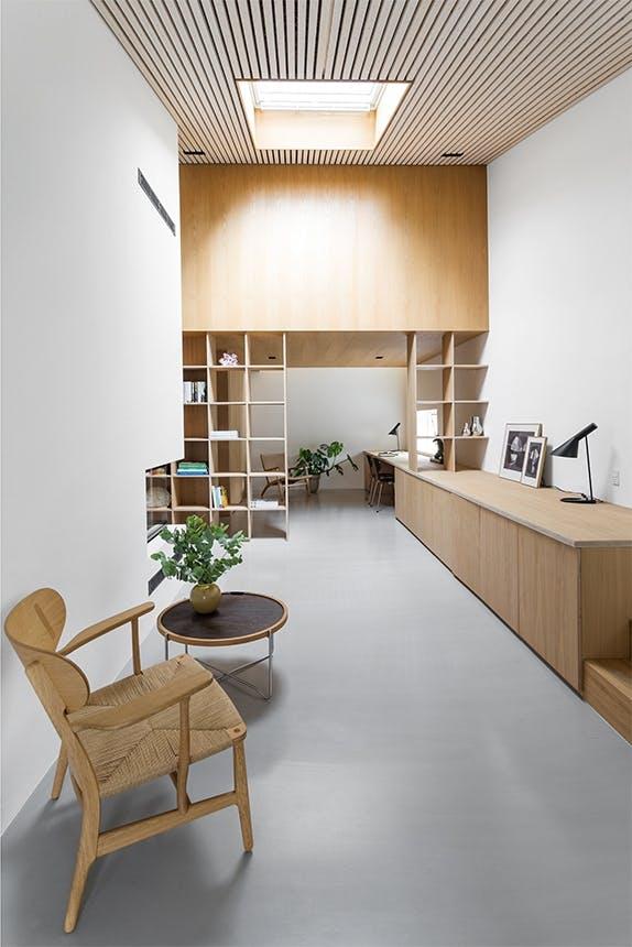danske boligarkitekter arkitektur ombygningkontor
