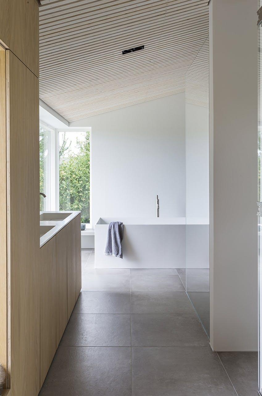 danske boligarkitekter arkitektur ombygning badeværelse