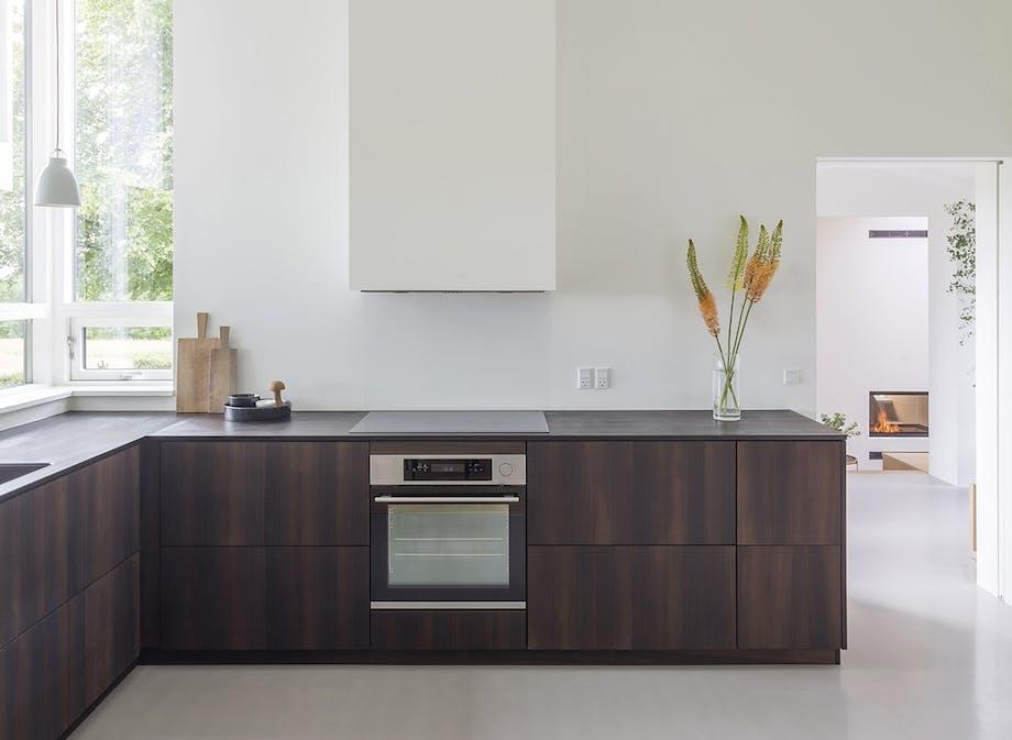 danske boligarkitekter arkitektur ombygning køkken