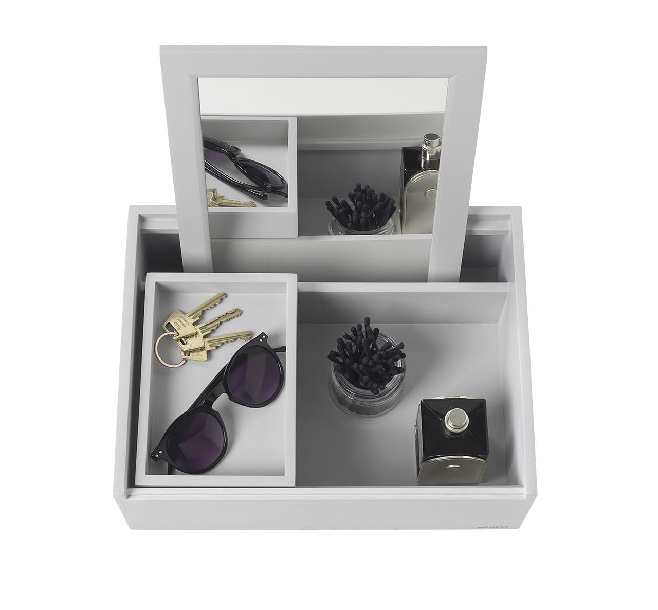 Nomess mini box med låg