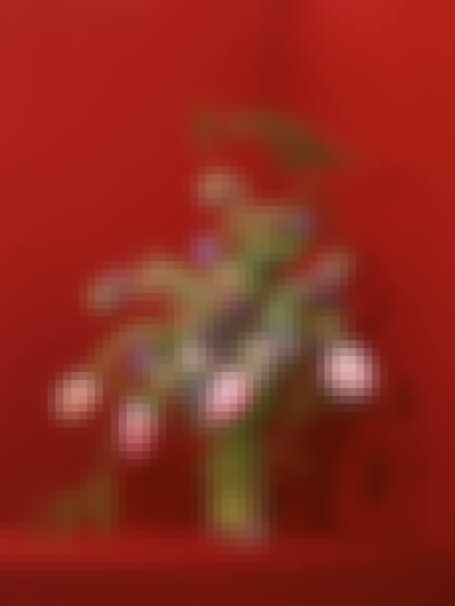 buket fra uffe buchards bog blomst