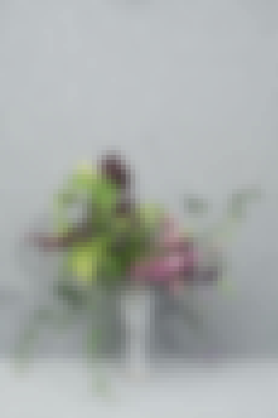 blomsterbuket fra bogen blomst
