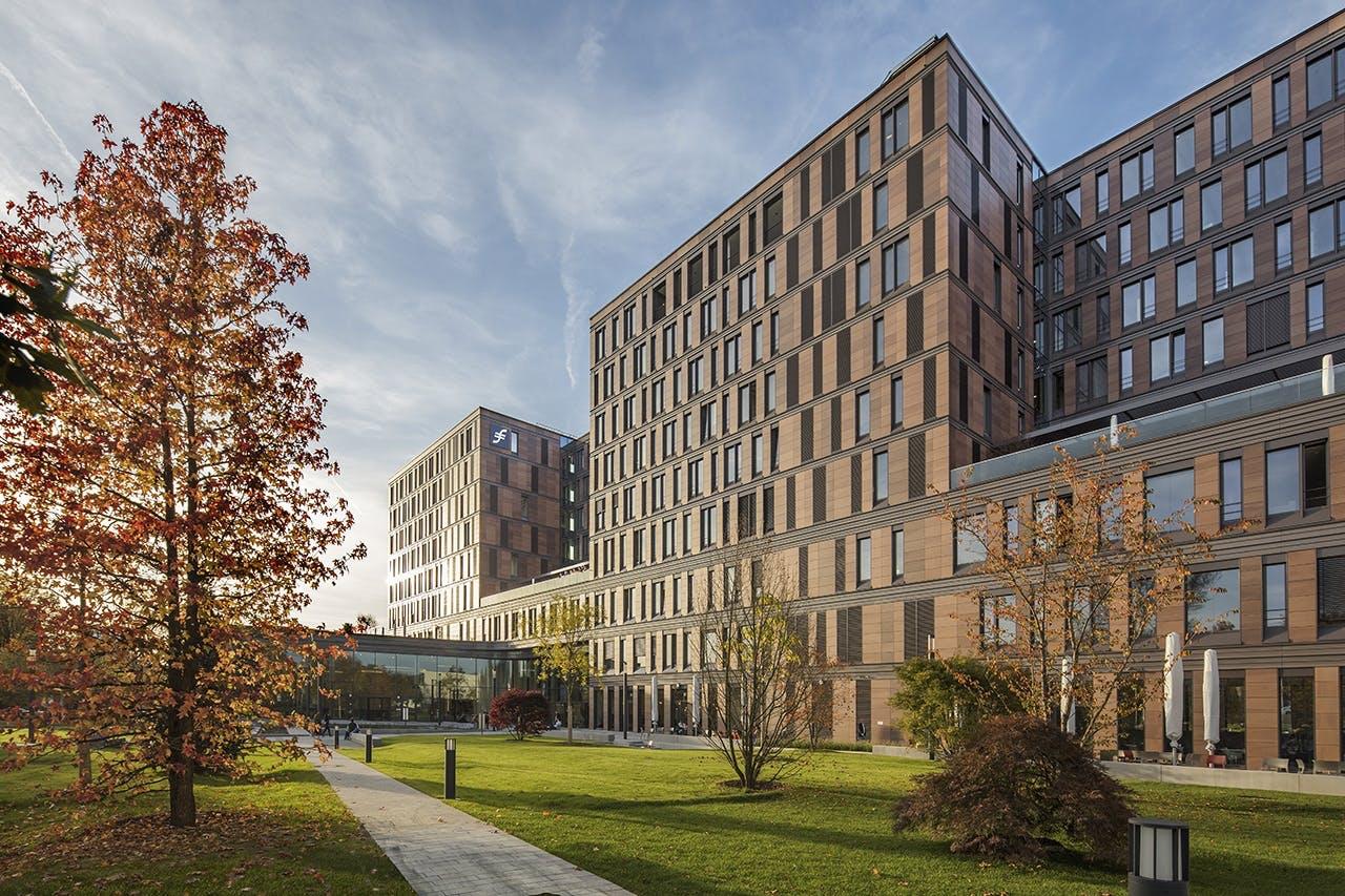 henning larsen frankfurt arkitektur