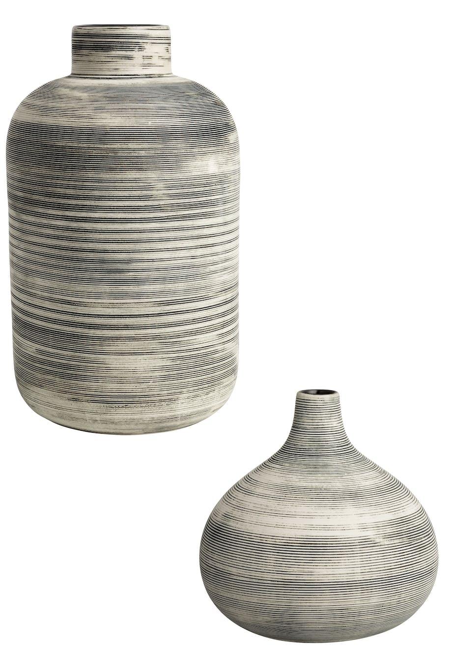 H&M Home stribede vaser
