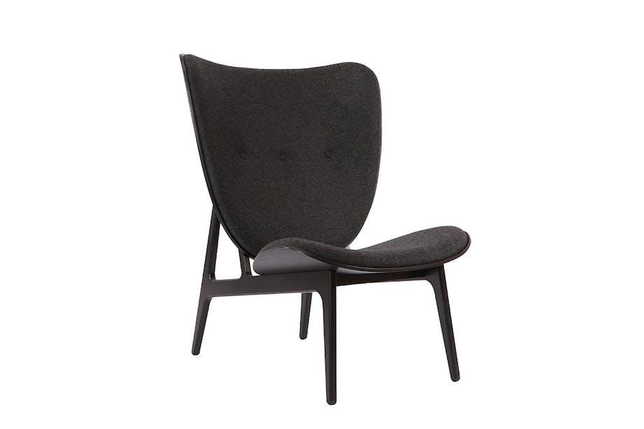 Norr11 sort stol