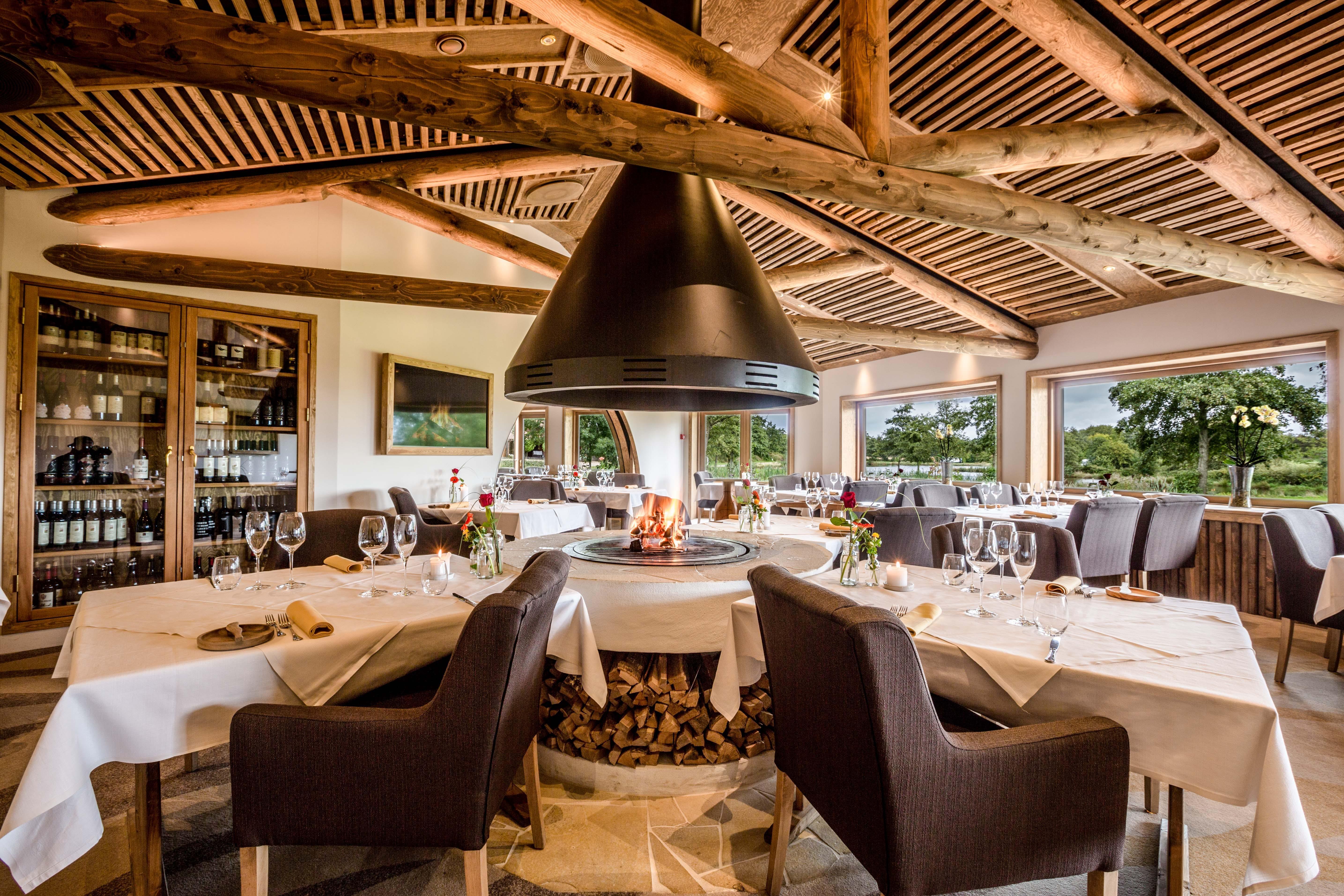 hoteller i danmark ribehøj suite restaurant