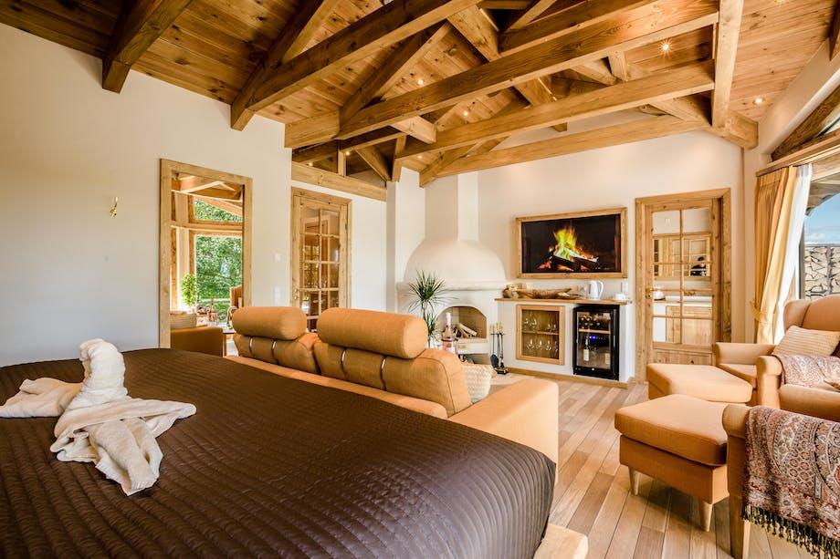 hoteller i danmark ribehøj suite panoramasuite