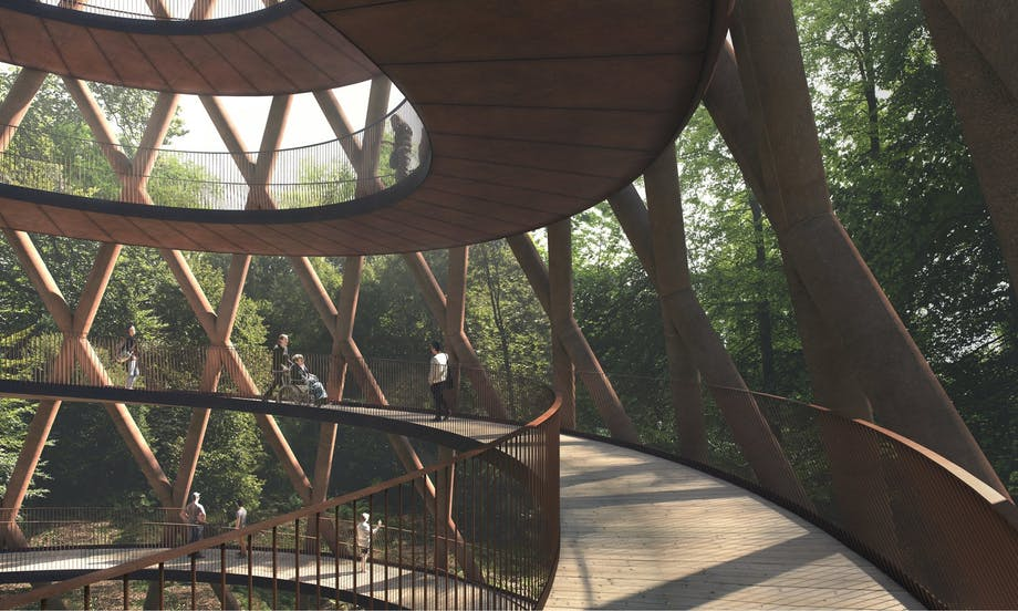 camp adventure udkigstårn haslev