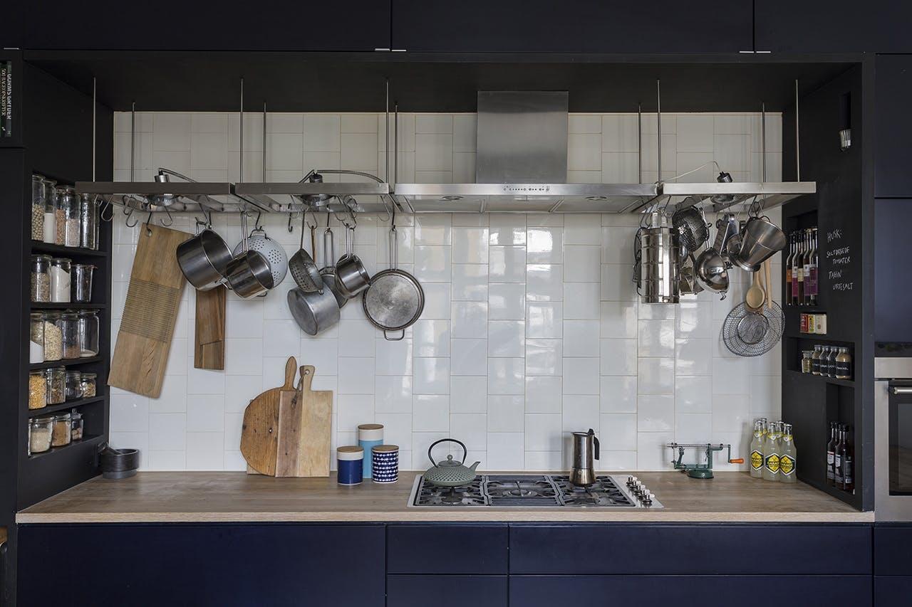 danske boligarkitekter køkken small living