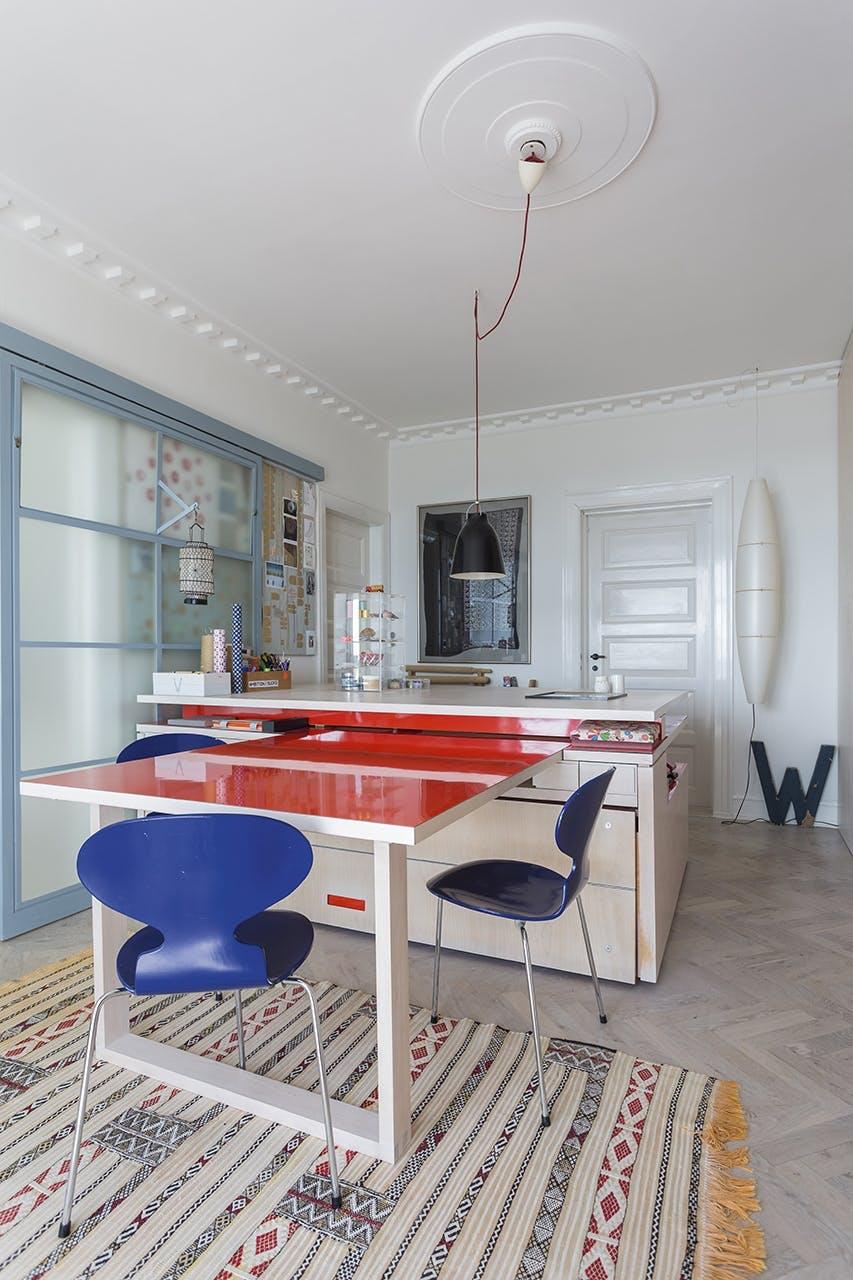 danske boligarkitekter small living multimøbel skrivebord