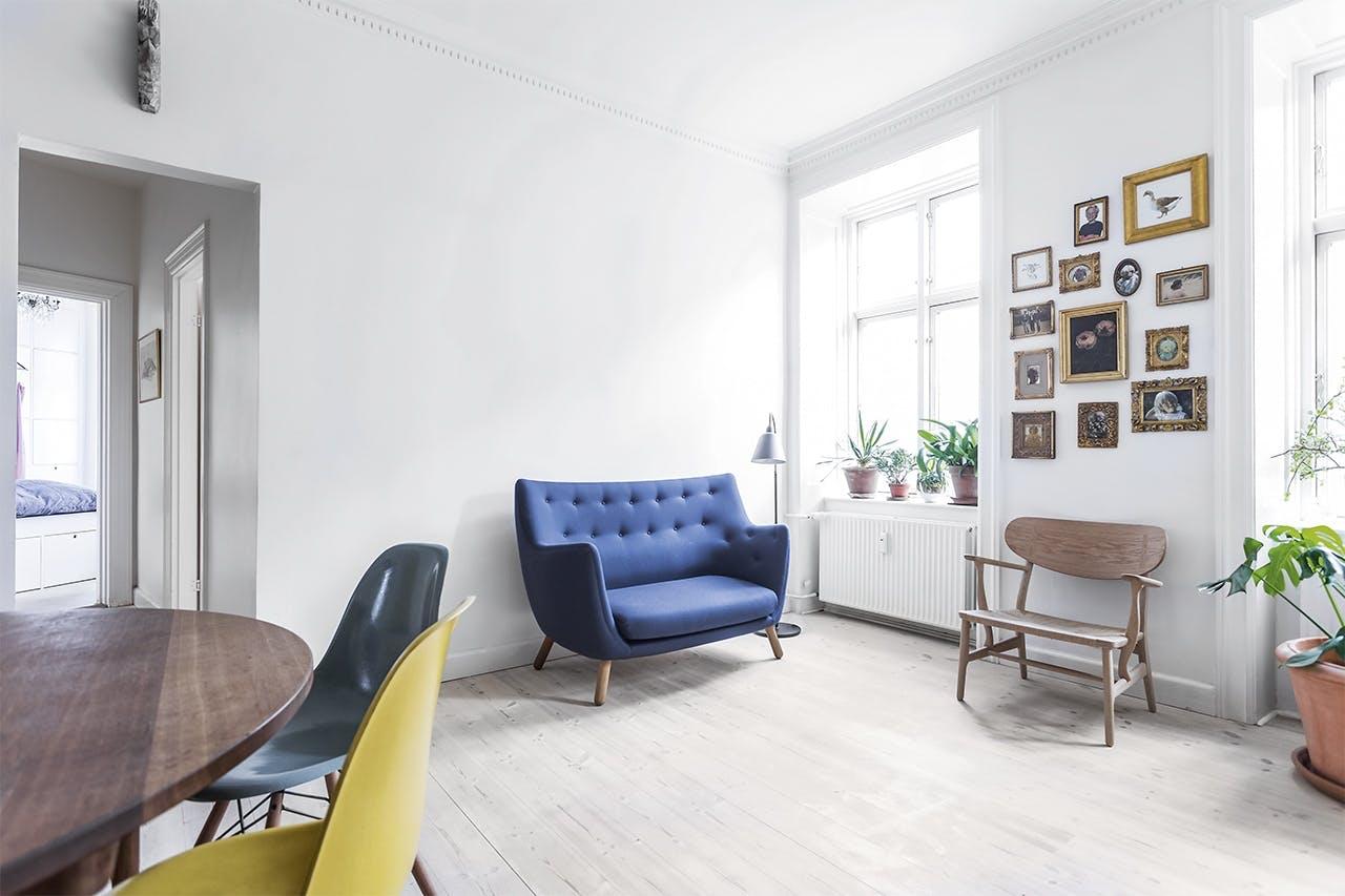 smart hjem snedker opbevaring stue sofa
