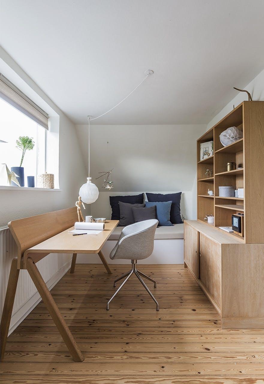 smart hjem compact living kontor gæsteværelse