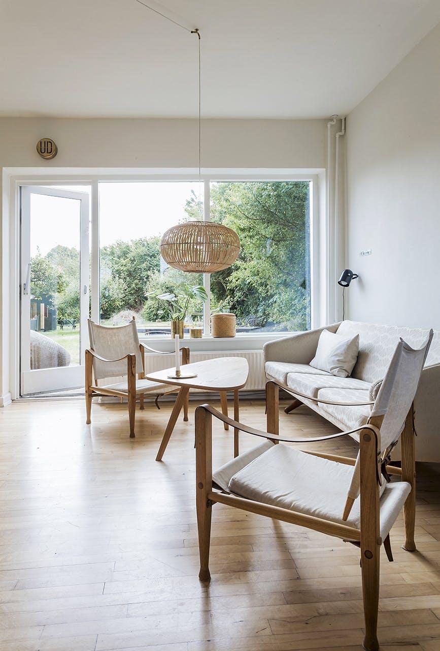 smart hjem compact living stue