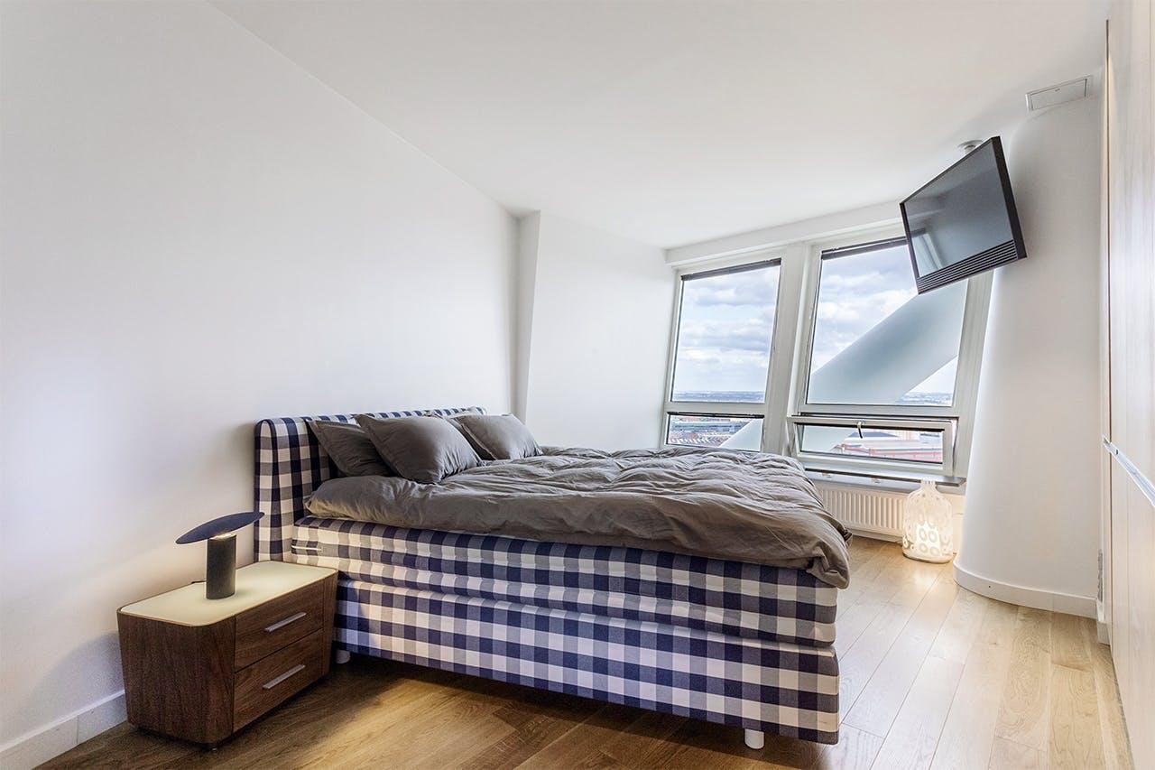 lejlighed indretning eksklusivt seng