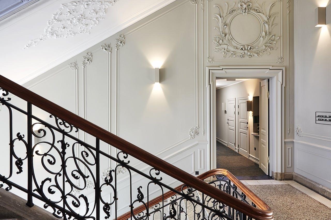 Nobis Hotel Copenhagen trappe