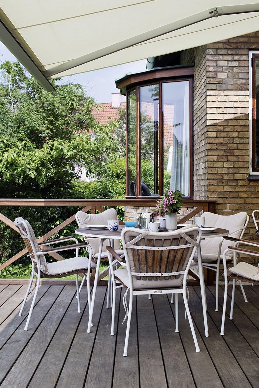 bolig reportage danske boligarkitekter terrasse hygge