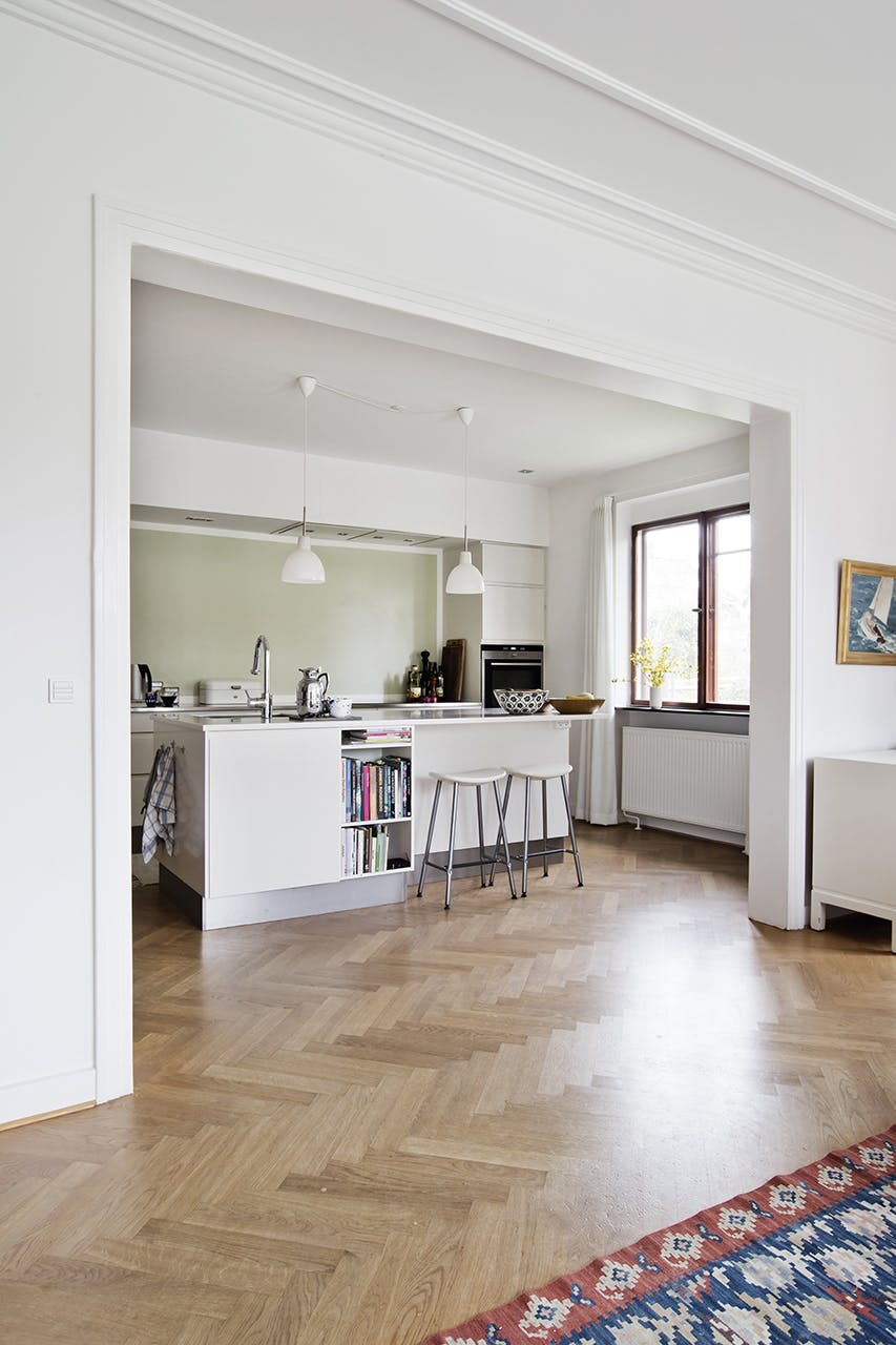 bolig reportage danske boligarkitekter køkken