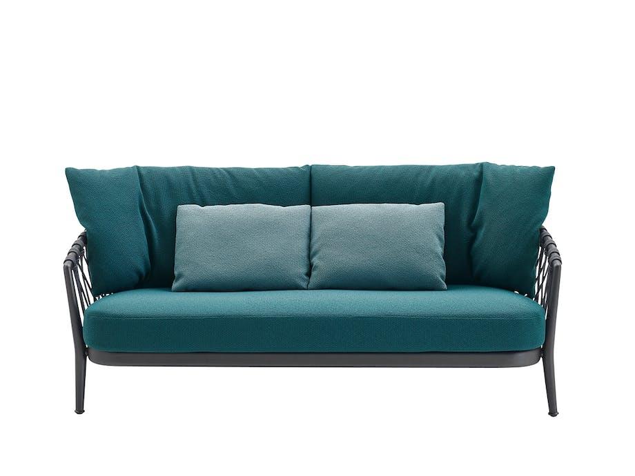3FALKE erica-sofa i grøn