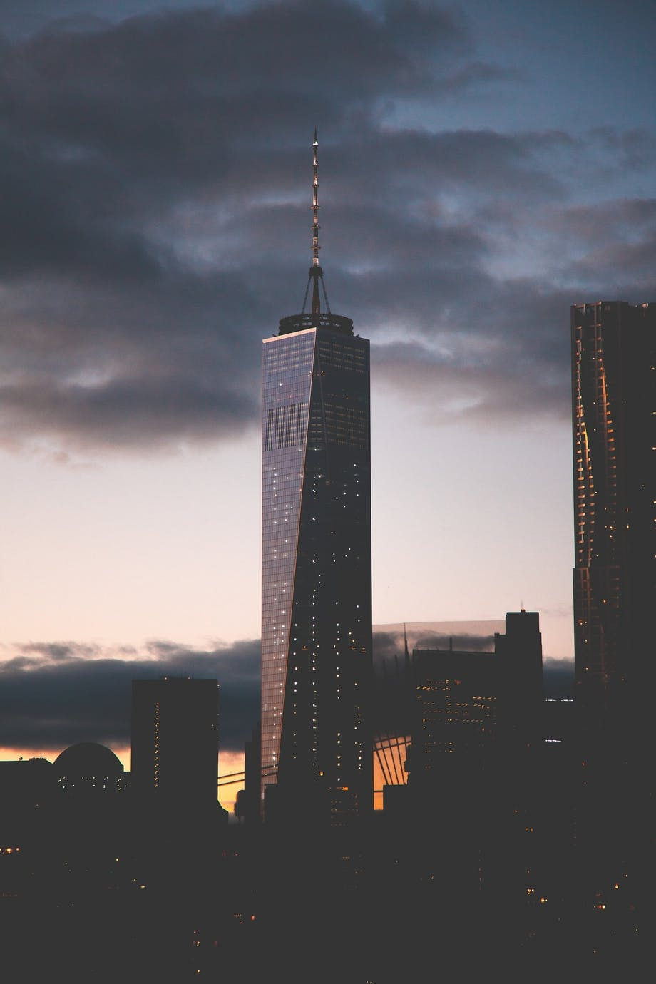 6: One World Trade Center – 546,2 m.