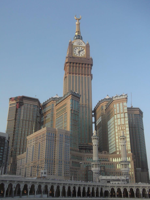 3: Abraj Al Bait – 601 m.