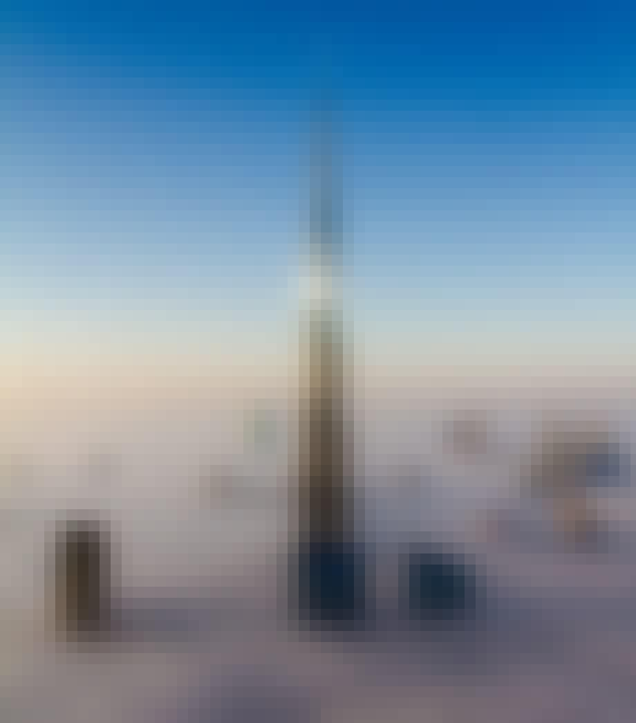 1: Burj Khalifa – 829,8 m.