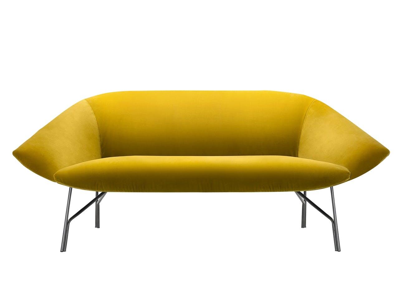 Spacemen Interior Architecture sofa af gordon Guillaumier for Lema