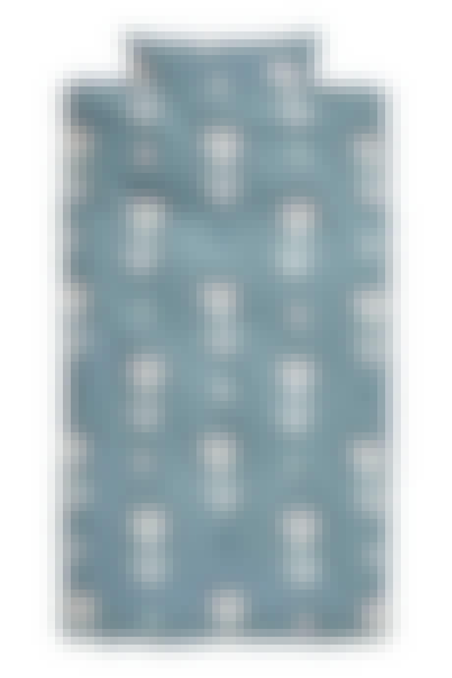 Sengesæt med ugler i turkis fra H&M Home