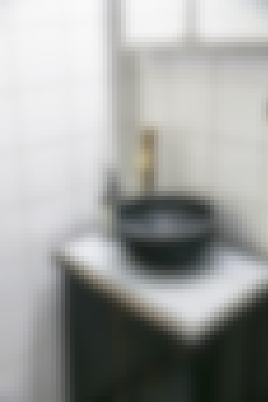 boligreportage boligindreting badeværelse vask