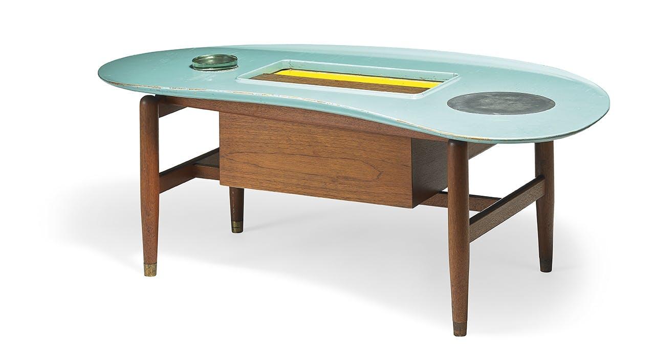 """Finn Juhl: """"Drømmebordet"""""""
