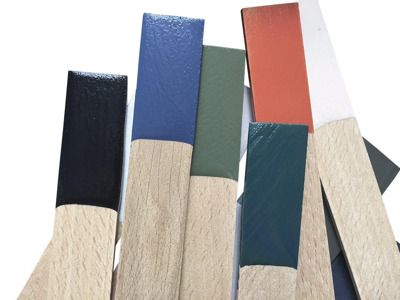 design klassiker wegner farver