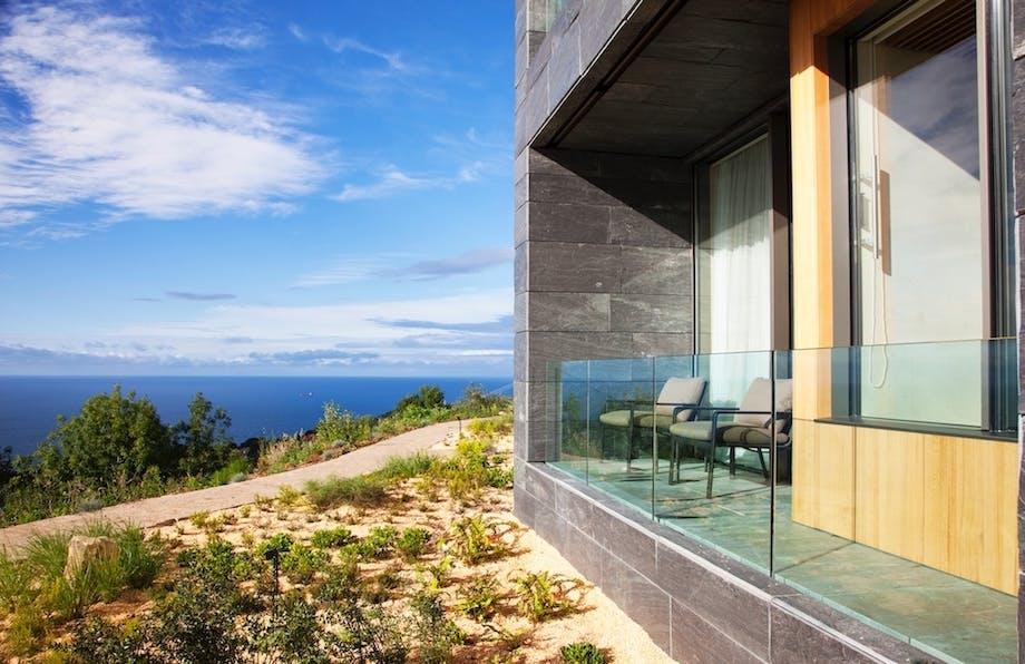 luksushotel spanien terrasse