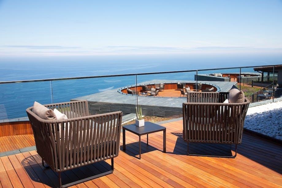 luksushotel spanien tag terrasse
