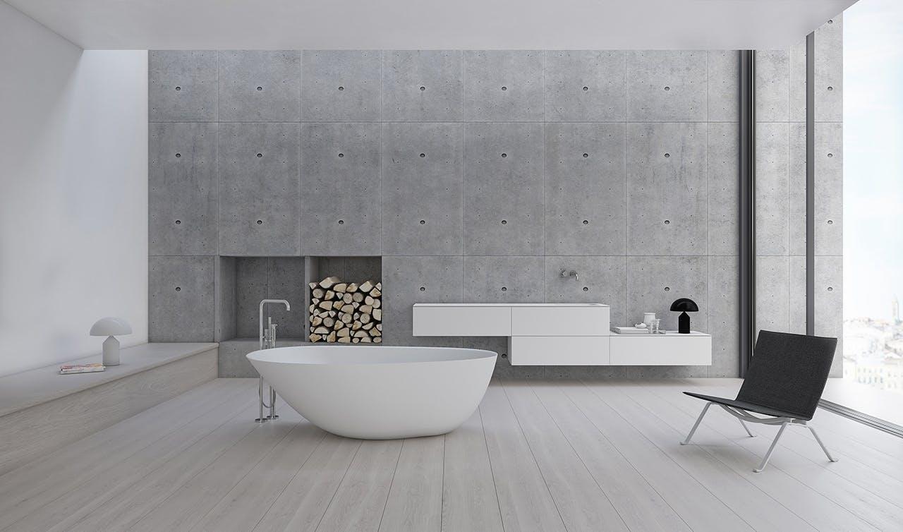 Copenhagen Bath badeværelse