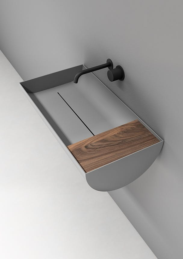 Boffi cylinderformet håndvask