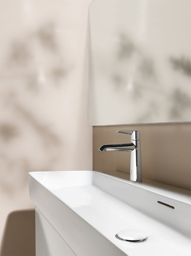 Laufen rektangulær håndvask