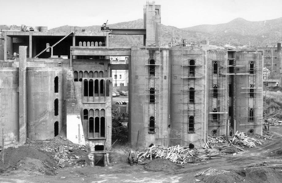 renovering af bolig fabrik