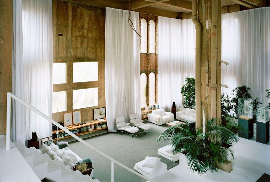 renovering af bolig stue