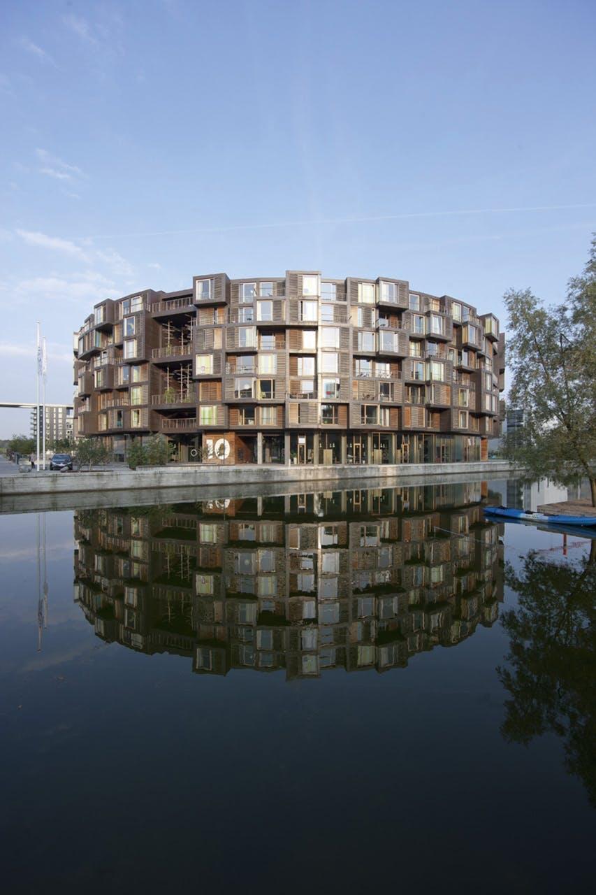 arkitektur guide københavn kollegie tietgen