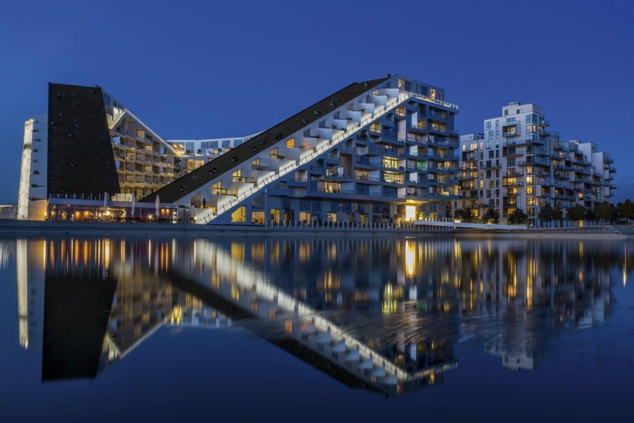 arkitektur guide københavn 8tallet