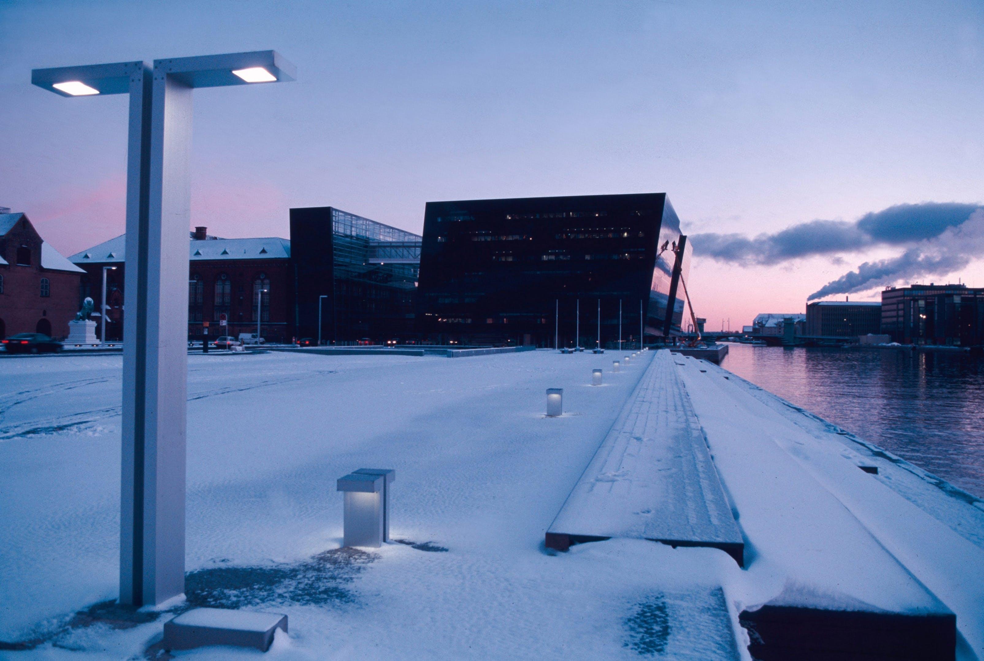 arkitektur guide københavn den sorte diamant den kongelige bibliotek
