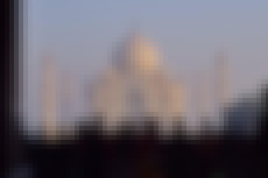 Taj Mahal – Indien