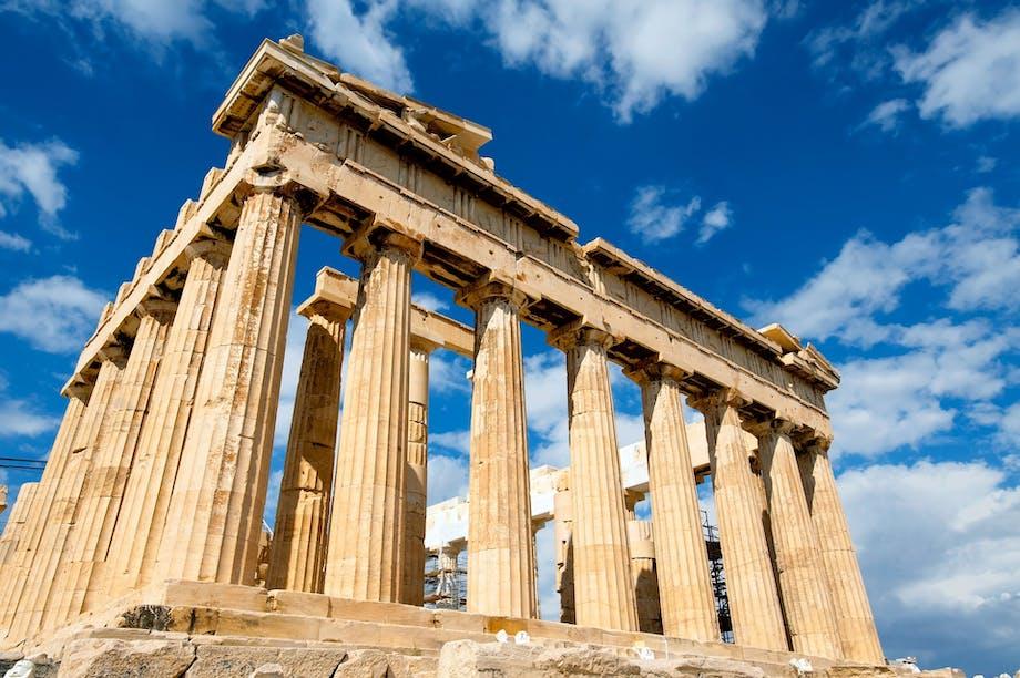 Parthenon – Grækenland